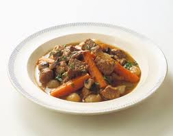 old fashioned vegetable beef stew recipe