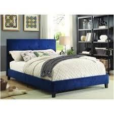 Alsa Platform Bed - found it at allmodern olin upholstered panel bed bedroom