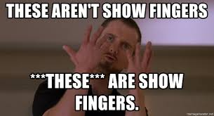 Spirit Fingers Meme - these aren t show fingers these are show fingers spirit