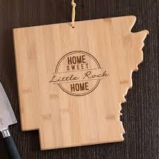 State Shaped Gifts Cutting Boards Bellas Personal Gifts