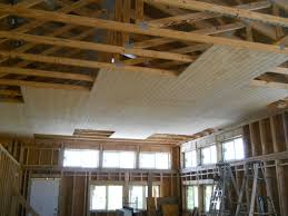 Insulation For Ceilings by The Sifford Sojournal A House Update Xxii Great Room Ceiling