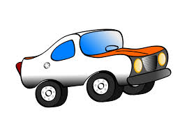 cartoon car png clipart remix of orange funny car
