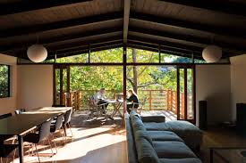 outdoor house glade house modern architecture