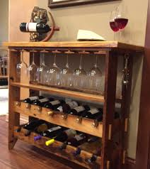 native timber wine rack wine rack wine storage wine table wine