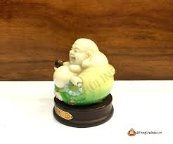 moonstone buddha moon laughing buddha for peace feng shui india