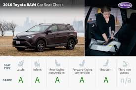 convertible toyota 2017 2016 toyota rav4 car seat check news cars com
