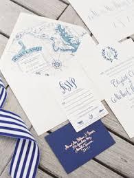 Wedding Invitations Nautical Theme - harding wedding invitation light blue green illustrator