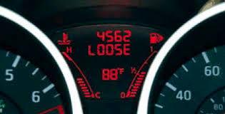nissan versa check engine light loose fuel cap warning message reset nissanhelp com forums