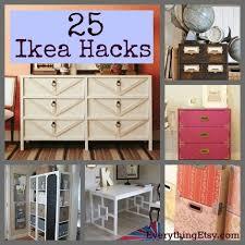 diy hacks home 25 ikea hacks diy home decor everythingetsy com
