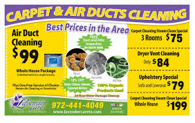 lavender care air duct and carpet cleaning datasphere