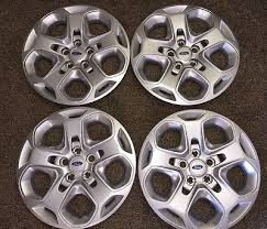 ford fusion hubcap 2010 set of 4 7052 2010 2011 2012 ford fusion hubcaps wheel covers