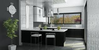 cuisine avec plan de travail en granit plan de travail cuisine sur mesure plan de travail granit quartz