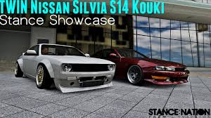 stancenation rx7 forza horizon 3 stance nation twin nissan slivia s14 kouki