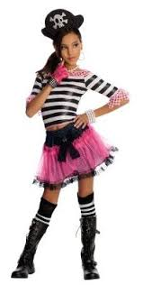 Girls Halloween Pirate Costume Treasure Hunt Size Pirate Costume Pirate Costumes