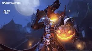 halloween background gif images of overwatch halloween wallpapers mobile sc