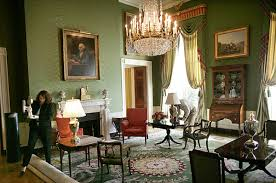 green rooms the blue red and green room white house
