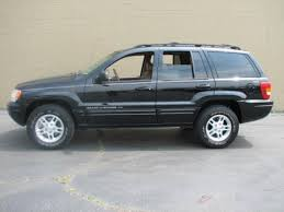 2000 black jeep grand used 2000 jeep grand limited 4x4 for sale stock 241895