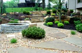 diy landscaping front yard home design mannahatta us