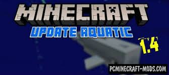 minecraf pe apk minecraft pe 1 4 the aquatic update apk ios pc java