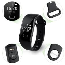 heart rate bracelet iphone images Diggro k18s smart watch bracelet heart rate calorie call sms jpg