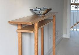 Narrow Oak Console Table Kissndate Console Table