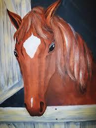 Horse Murals by Residential Murals Cathie U0027s Murals