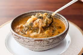 malabar cuisine konkani vali bhajji ambat spiced malabar spinach dal by archana s