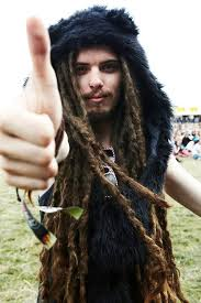 mens hippie hairstyles just a blog devoted to men who adorn both dreads and a beard i do