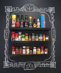 Soho Magnetic Spice Rack Soho Spices Magnetic Spice Shakers In Stainless Steel And Glass