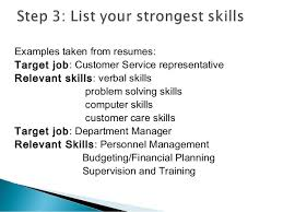 Resume Computer Skills Examples by Target Corporation Resume