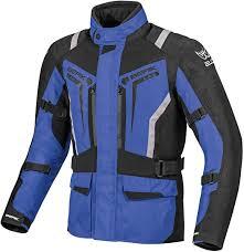 blue motorcycle jacket berik brands for sale berik touring motorcycle jacket black blue