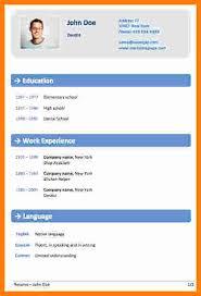 microsoft word template resume cv template theorynpractice