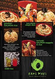cuisine colombo 30 japanese fusion cuisine from kami maki mydeal lk best