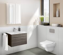 bathroom cabinets sink angled villeroy and boch bathroom