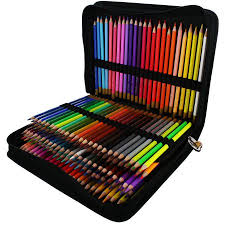 prismacolor pencils 150 colored pencil set zippered 150 pkg assorted walmart