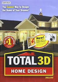 Home Design Software Amazon Com Total 3d Home Design Deluxe Software