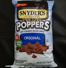 unique pretzel shells where to buy review snyder s of hanover pretzel poppers the nosh show