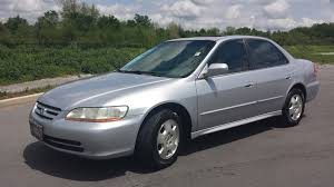2002 silver honda accord sold 2001 honda accord ex v6 automatic leather moonroof 213k call