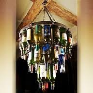 Whiskey Bottle Chandelier 47 Best Wine Bottle Ceiling Images On Pinterest Home Wine