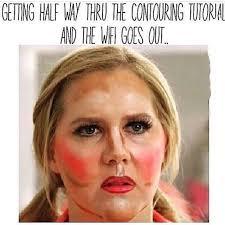 Funny Girl Face Meme - funny woman weird makeup lol photo mojly