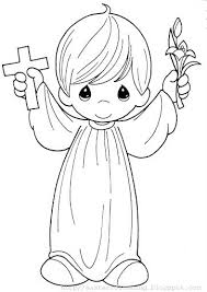 printable 20 awesome religious easter coloring pages 11996