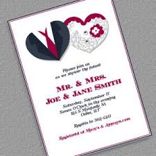 210 best wedding invitation templates free images on pinterest