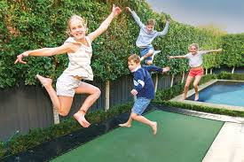 things to consider when choosing a trampoline for your backyard