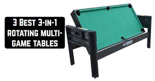 triumph sports 3 in 1 rotating game table 3 best 3 in 1 rotating multi game tables game table zone