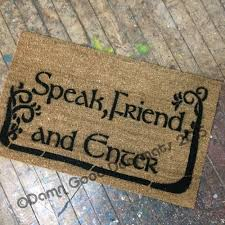 front door mat quirky and adorable doormats for fun people amazing