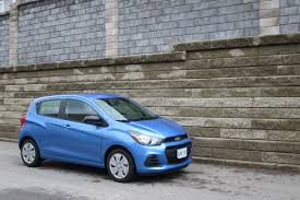 nissan micra vs chevrolet spark review chevy u0027s cheapest car wins on features toronto star