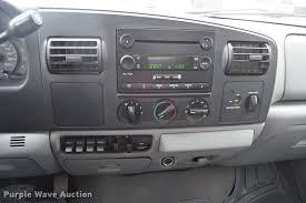 2006 Ford F350 Utility Truck - 2006 ford f350 xlt super duty supercab utility truck item