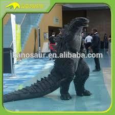 godzilla costume kanosaur0041 amusement park size animated godzilla costume for