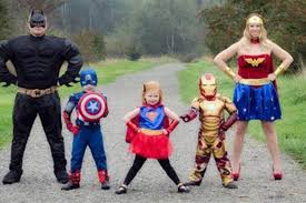 Best Family Halloween Costume by 19 Of The Cutest Family Theme Costumes For Halloween Nbc News