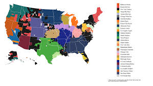 Boston University Map by 40 Maps And Charts That Explain Sports In America Vox